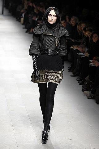 Burberry Prorsum Fall 2007 Ready-to-wear Collections - 002
