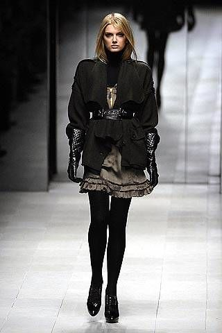 Burberry Prorsum Fall 2007 Ready-to-wear Collections - 003