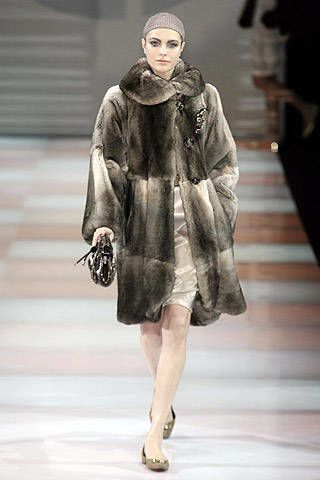 Giorgio Armani Fall 2007 Ready-to-wear Collections - 002