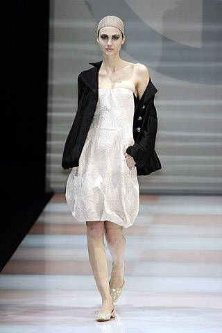 Giorgio Armani Fall 2007 Ready-to-wear Collections - 003