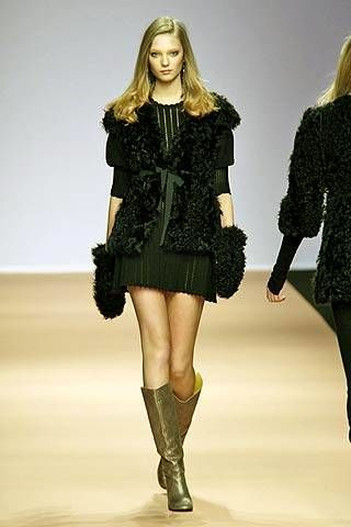 Kristina Ti Fall 2007 Ready-to-wear Collections - 002
