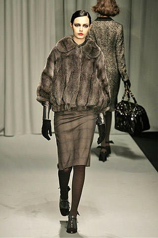 Maurizio Pecoraro Fall 2007 Ready-to-wear Collections - 002