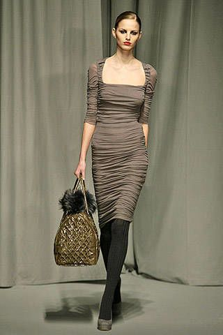 Maurizio Pecoraro Fall 2007 Ready-to-wear Collections - 003