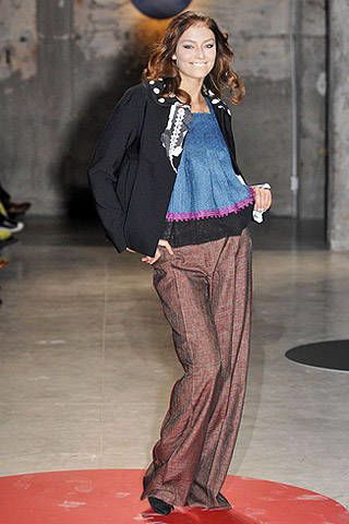 Roberto Musso Fall 2007 Ready-to-wear Collections - 002