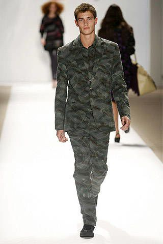 Custo Barcelona Fall 2007 Ready-to-wear Collections - 002