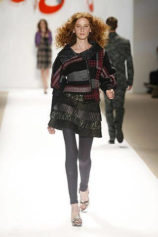 Custo Barcelona Fall 2007 Ready-to-wear Collections - 003