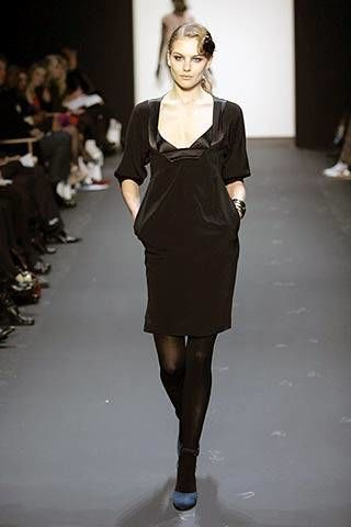 Cynthia Vincent Fall 2007 Ready-to-wear Collections - 003