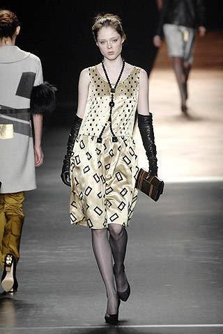Etro Fall 2007 Ready-to-wear Collections - 002