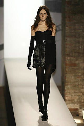 Anna Molinari Fall 2007 Ready-to-wear Collections - 002
