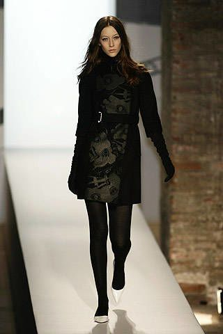 Anna Molinari Fall 2007 Ready-to-wear Collections - 003
