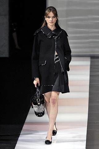 Emporio Armani Fall 2007 Ready-to-wear Collections - 002