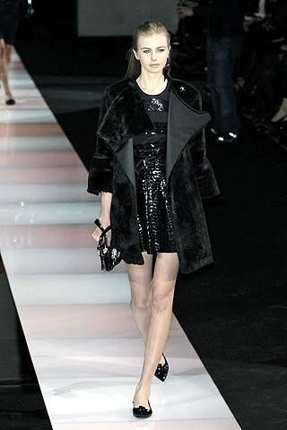 Emporio Armani Fall 2007 Ready-to-wear Collections - 003