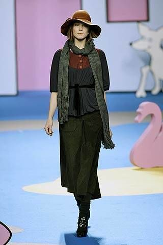 Frankie Morello Fall 2007 Ready-to-wear Collections - 003
