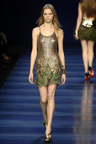 Jenny Packham Fall 2007 Ready-to-wear Collections - 002