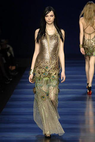Jenny Packham Fall 2007 Ready-to-wear Collections - 003