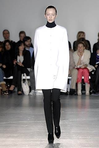 Jil Sander Fall 2007 Ready-to-wear Collections - 002