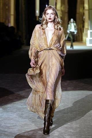 Roberto Cavalli Fall 2007 Ready-to-wear Collections - 003