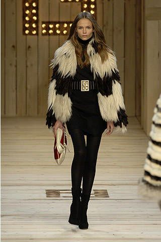 Fendi Fall 2007 Ready-to-wear Collections - 002