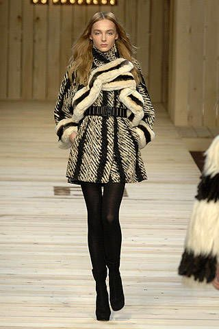 Fendi Fall 2007 Ready-to-wear Collections - 003