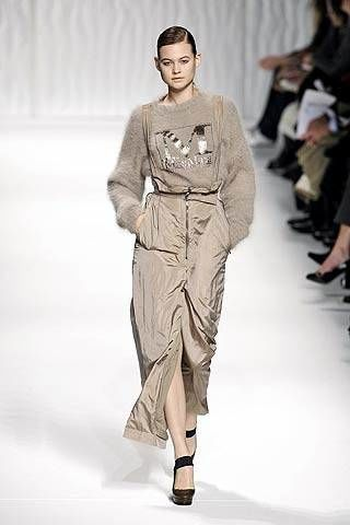 Max Mara Fall 2007 Ready-to-wear Collections - 002
