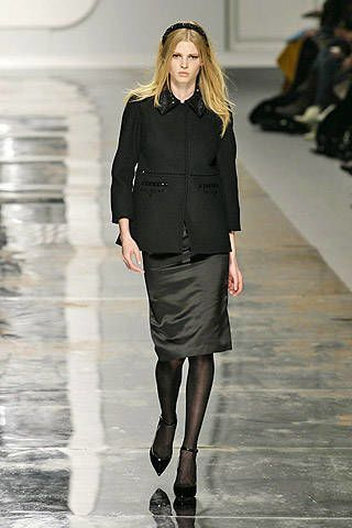 Blumarine Fall 2007 Ready-to-wear Collections - 002