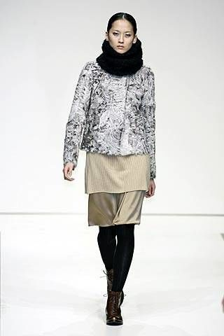Cividini Fall 2007 Ready-to-wear Collections - 002