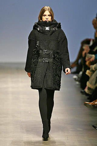 Iceberg Fall 2007 Ready-to-wear Collections - 003