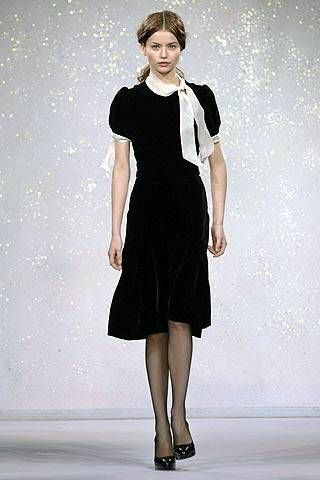 Luisa Beccaria Fall 2007 Ready-to-wear Collections - 002
