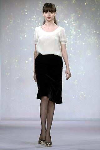 Luisa Beccaria Fall 2007 Ready-to-wear Collections - 003