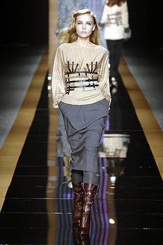 Missoni Fall 2007 Ready-to-wear Collections - 002
