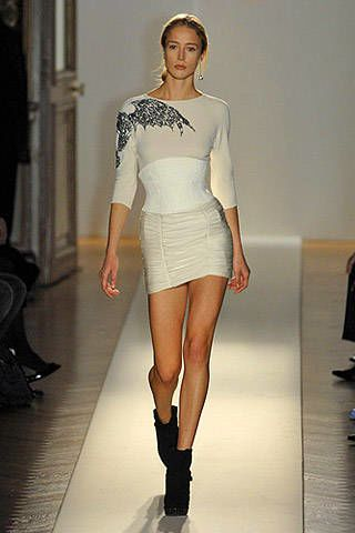 Balmain Fall 2007 Ready-to-wear Collections - 002