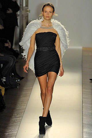 Balmain Fall 2007 Ready-to-wear Collections - 003