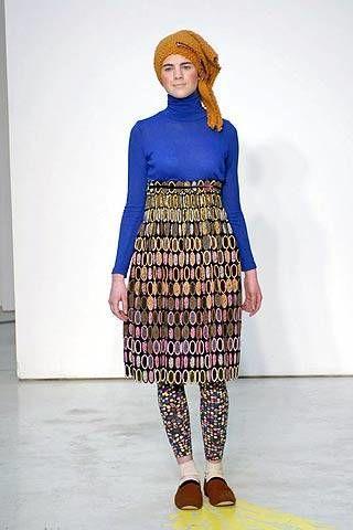 Mina Perhonen Fall 2007 Ready&#45&#x3B;to&#45&#x3B;wear Collections &#45&#x3B; 003