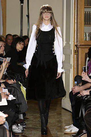 A.F. Vandevorst Fall 2007 Ready-to-wear Collections - 002
