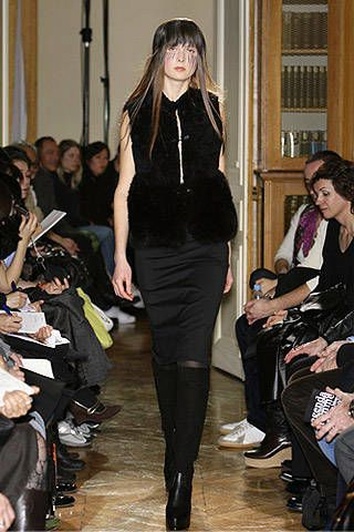A.F. Vandevorst Fall 2007 Ready-to-wear Collections - 003