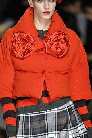 Blugirl Fall 2007 Ready-to-wear Detail - 002