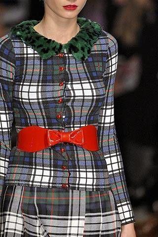 Blugirl Fall 2007 Ready-to-wear Detail - 003