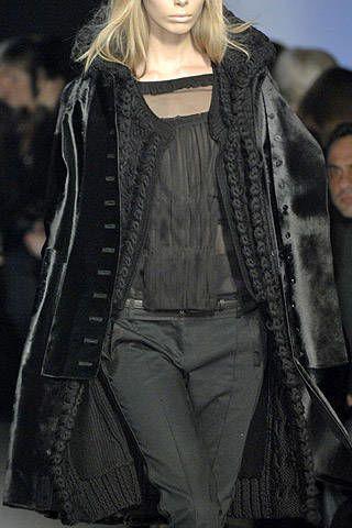 Burberry Prorsum Fall 2007 Ready&#45&#x3B;to&#45&#x3B;wear Detail &#45&#x3B; 003