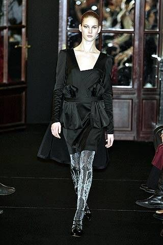 Gaspard Yurkievich Fall 2007 Ready-to-wear Collections - 002
