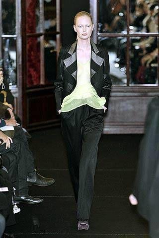 Gaspard Yurkievich Fall 2007 Ready&#45&#x3B;to&#45&#x3B;wear Collections &#45&#x3B; 003