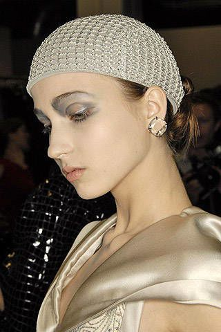 Giorgio Armani Fall 2007 Ready-to-wear Backstage - 002