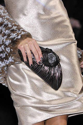 Giorgio Armani Fall 2007 Ready-to-wear Detail - 003