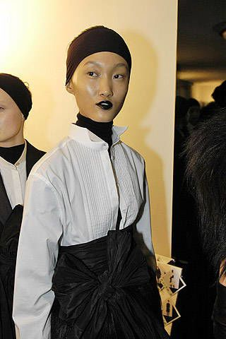 Krizia Fall 2007 Ready-to-wear Backstage - 002