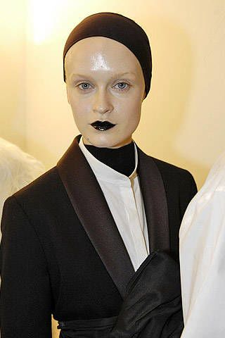Krizia Fall 2007 Ready-to-wear Backstage - 003