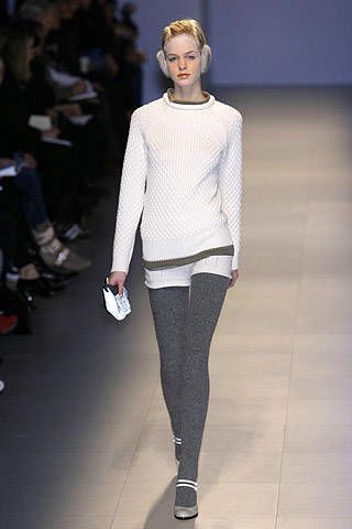 Undercover Fall 2007 Ready-to-wear Collections - 002