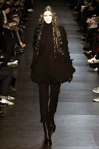 Ann Demeulemeester Fall 2007 Ready-to-wear Collections - 002