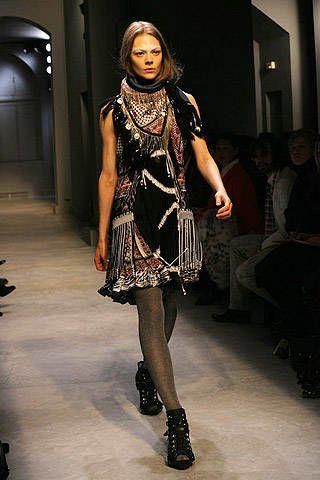 Balenciaga Fall 2007 Ready-to-wear Collections - 002