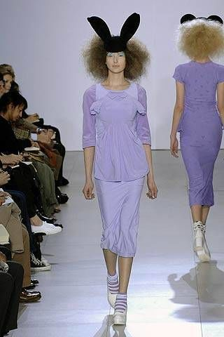 Comme des Garçons Fall 2007 Ready-to-wear Collections - 002