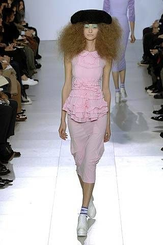 Comme des Garçons Fall 2007 Ready-to-wear Collections - 003
