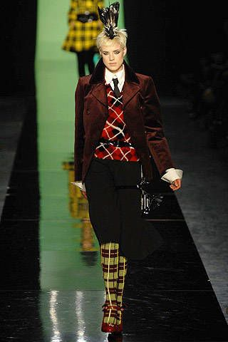 Jean Paul Gaultier Fall 2007 Ready-to-wear Collections - 002